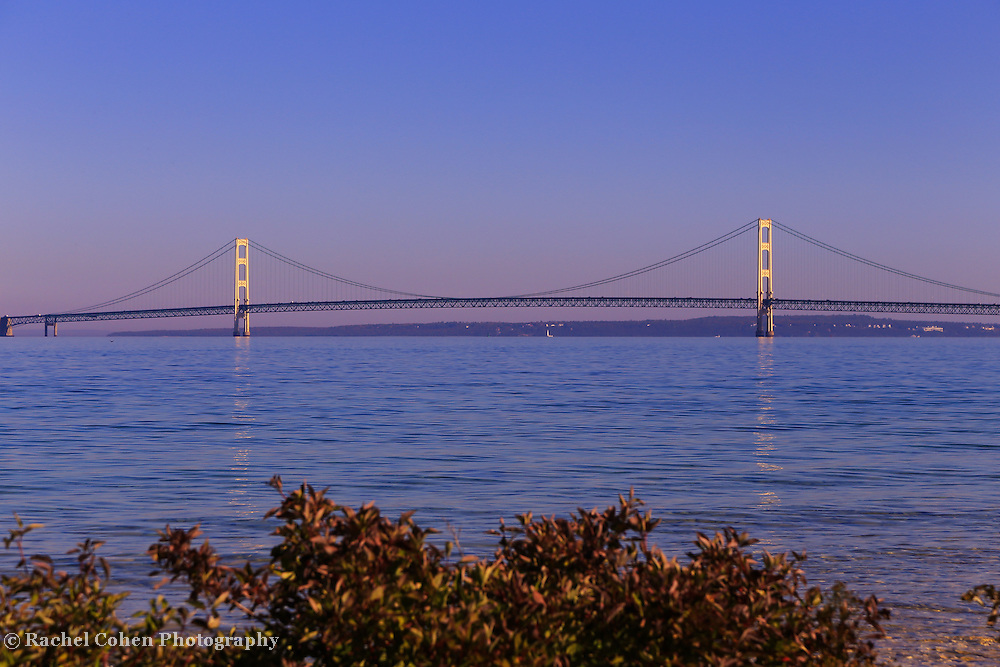 &quot;Span of Mackinac Bridge&quot;<br />