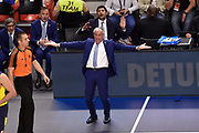 DESCRIZIONE : Madrid Eurolega Euroleague 2014-15 Final Four Semifinal Semifinale Real Madrid Fenerbahce Ulker Istanbul <br /> GIOCATORE : Zeljko Obradovic<br /> SQUADRA : Fenerbahce Ulker Istanbul<br /> CATEGORIA : ritratto delusione<br /> EVENTO : Eurolega 2014-2015<br /> GARA : Real Madrid Fenerbahce Ulker Istanbul <br /> DATA : 15/05/2015<br /> SPORT : Pallacanestro<br /> AUTORE : Agenzia Ciamillo-Castoria/GiulioCiamillo<br /> Galleria : Eurolega 2014-2015<br /> DESCRIZIONE : Madrid Eurolega Euroleague 2014-15 Final Four Semifinal Semifinale Real Madrid Fenerbahce Ulker Istanbul