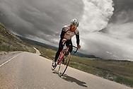 Biker doing Time Trials in Boulder Colorado. Denver Fitness Photographer - Denver Fitness Photographers