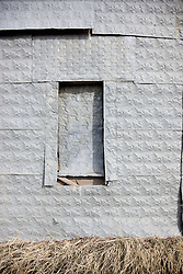 """""""Shut""""- This old building was photographed in Sierraville, CA."""