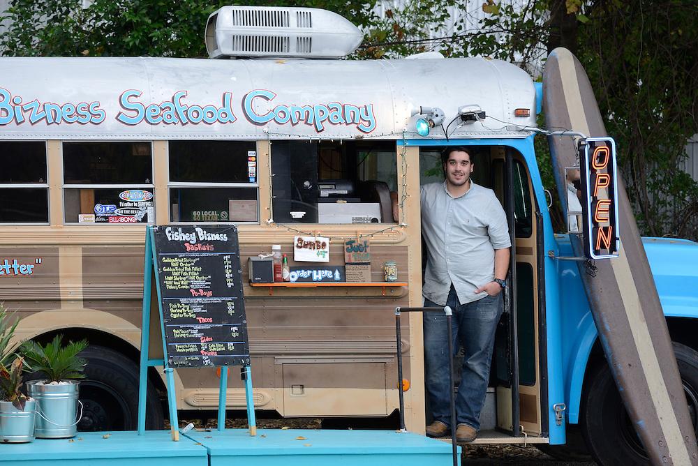 Food Truck, City of Austin, Texas, USA