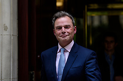 © Licensed to London News Pictures. 05/05/2017. London, UK. UKIP Deputy leader PETER WHITTLE seen in Westminster on the morning of local and mayoral election results. Local election results are believed to be a possible indicator of how Labour might perform at the general election on June 8. Photo credit: Ben Cawthra/LNP