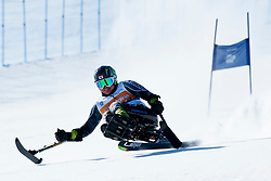 MORII Taiki, JPN, Giant Slalom, 2013 IPC Alpine Skiing World Championships, La Molina, Spain