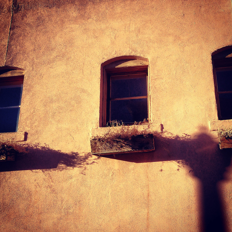Spanish Architecture. Durango, Colorado.