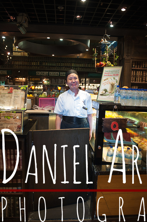 This series takes a look at the small shops that line the streets and shopping malls of Singapore