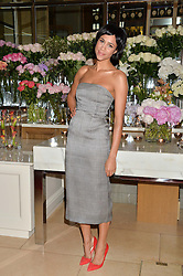 ZAWE ASHTON at a screening of 2 short films as part of the Corinthia Hotel's Artist in Residence held at The Corinthia Hotel, Northumberland Avenue, London on 12th May 2014.