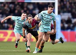 - Mandatory byline: Patrick Khachfe/JMP - 07966 386802 - 01/12/2019 - RUGBY UNION - The Twickenham Stoop - London, England - Harlequins v Gloucester Rugby - Gallagher Premiership
