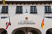 The Hotel Californian Luxurious Hotel in Downtown Santa Barbara