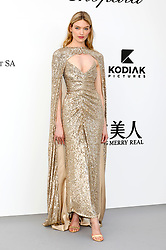 May 23, 2019 - Antibes, Alpes-Maritimes, Frankreich - Martha Hunt attending the 26th amfAR's Cinema Against Aids Gala during the 72nd Cannes Film Festival at Hotel du Cap-Eden-Roc on May 23, 2019 in Antibes (Credit Image: © Future-Image via ZUMA Press)