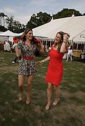 2008 Cartier International Polo Day, Guards Polo Club. Windsor.  July 27, 2008 in Windsor KELLY BROOK; SALLY GRIFFITHS, 2008 Cartier International Polo Day, Guards Polo Club. Windsor.  July 27, 2008 in Windsor *** Local Caption *** -DO NOT ARCHIVE-© Copyright Photograph by Dafydd Jones. 248 Clapham Rd. London SW9 0PZ. Tel 0207 820 0771. www.dafjones.com. -DO NOT ARCHIVE-© Copyright Photograph by Dafydd Jones. 248 Clapham Rd. London SW9 0PZ. Tel 0207 820 0771. www.dafjones.com.
