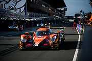 June 16-17, 2018: 24 hours of Le Mans. 40  G-Drive Racing, Oreca 07-Gibson, Jose Gutierrez, James Allen, Enzo Guibbert