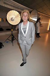 JAMES BROWN at a dinner in honour of design label Rodarte held at the Fifth Floor Restaurant, Harvey Nichols, Knightsbridge, London on 3rd June 2009.