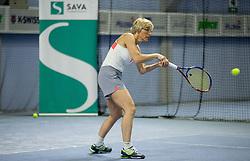 Zavarovalnica Sava državno veteransko prvenstvo Slovenije v tenisu, on April 1, 2017 in Millenium center, BTC, Ljubljana, Slovenia. Photo by Vid Ponikvar / Sportida