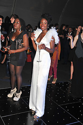 SHINGAI SHONIWA at the inaugural Gabrielle's Gala in London in aid of Gabrielle's Angel Foundation for Cancer Research held at Battersea Power Station, London on 7th June 2012.