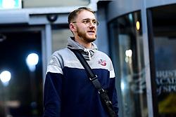 Jordan Nicholls of Bristol Flyers arrives at SGS Wise Arena prior to kick off - Photo mandatory by-line: Ryan Hiscott/JMP - 06/12/2019 - BASKETBALL - SGS Wise Arena - Bristol, England - Bristol Flyers v Sheffield Sharks - British Basketball League Championship