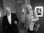 BRIAN GRIFFIN; HOMER SYKES, Burberry fashion show. Old Sessions House. London. 16 September 2017