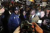 A Million Hoodies Trayvon Martin Vigil held in New York City