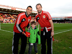 - Photo mandatory by-line: Joe Meredith/JMP  - Tel: Mobile:07966 386802 15/12/2012 - Bristol City v Derby County - SPORT - FOOTBALL - Championship -  Bristol  - Ashton Gate Stadium -