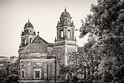 St. Cuthbert's Church in Edinburgh, Scotland