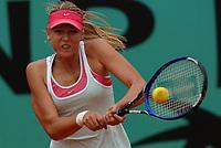 Tennis<br /> Foto: Dppi/Digitalsport<br /> NORWAY ONLY<br /> <br /> ROLAND GARROS 2005<br /> <br /> MARIA SHARAPOVA (RUS)