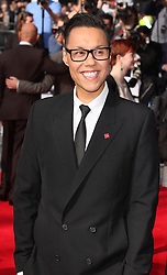 GOK WAN attends the Prince's Trust & Samsung Celebrate Success awards at Odeon Leicester Square, Odeon, London, United Kingdom. Wednesday, 12th March 2014. Picture by i-Images
