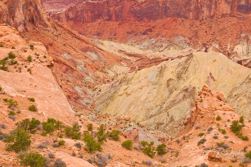 Upheaval Dome, Island in the Sky, Canyonlands National Park, Utah