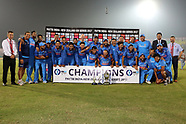 Cricket - India v New Zealand 3rd ODI at Kanpur
