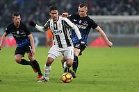 can - 11.01.2017 - Torino - Coppa Italia Tim  -  Juventus-Atalanta nella  foto: Anderson Hernanes de Carvalho Viana Lima