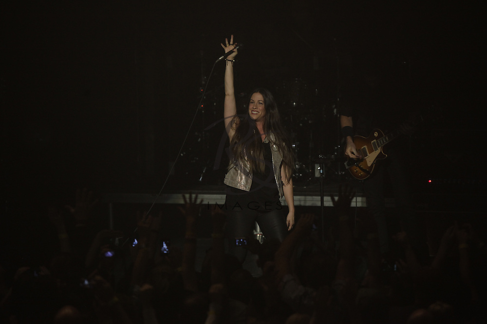 Alanis Morissette, Nov. 1, 2012, in Phoenix, Arizona