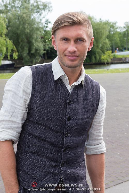 """NLD/Amsterdam/20130626 - Uitreiking Jackie""""s Best Dressed 2013, Evgeny Levchenko"""