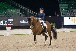 Meulendijks Anne, NED, MDH Avanti<br /> FEI Dressage World Cup™ Grand Prix presented by RS2 Dressage - The Dutch Masters<br /> © Hippo Foto - Sharon Vandeput<br /> 14/03/19