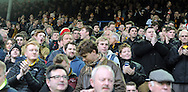 fans of Hull City during the Sky Bet Championship match at Elland Road, Leeds<br /> Picture by Graham Crowther/Focus Images Ltd +44 7763 140036<br /> 05/12/2015
