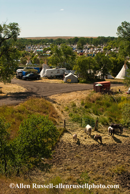 Crow Fair, Teepee Capital of the World, Crow Indian Reservation, Montana