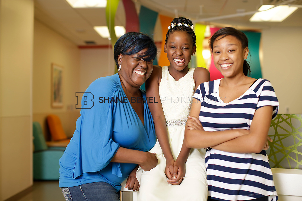 5/26/17 3:22:20 PM --  Sickle Cell Patients photographed for the St. Jude brochure. <br /> <br /> Photo by Shane Bevel