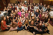 Monifieth Ladies players from under 11 to under 17, Monifieth Ladies presentation evening at the Panmure Hotel, Monifieth - Photo: David Young, <br /> <br />  - &copy; David Young - www.davidyoungphoto.co.uk - email: davidyoungphoto@gmail.com