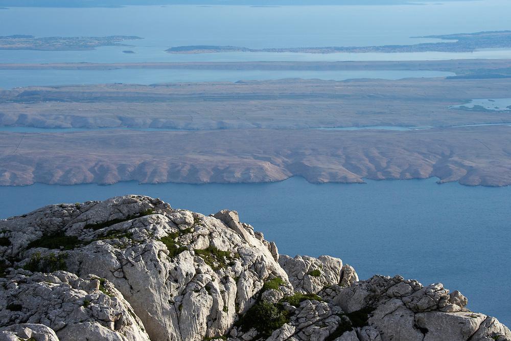 Lagosta hunting concession, Velebit mountains Nature Park, Croatia