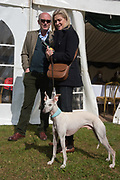 AL BEDDALL; ALEXANDRA DUNHILL, Heythrop Point to Point, Cocklebarrow, 2 April 2017.