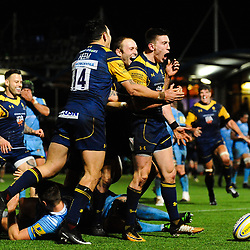 Worcester Warriors v London Irish