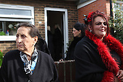 Seven years ago I met Babe King and her parents, down in South Bermondsey, on the site where they lived. They warmly invited me in their chalet and I started taking pictures of the family. They are all Romani Gypsies. Most of them don't travel anymore and live on council-owned sites or lands they have bought. Last July, I had the chance to photograph one of Babe's great-niece, Sarah and more recently her mother's funeral. Esther was 85 when she passed away last September, leaving 50 grand-children, so many great-grand-children Babe couldn't tell me how many they were, and even two new-born great-great-grand children...