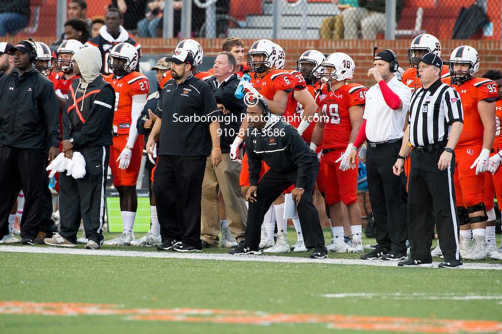 2015 Campbell University Football vs Drake