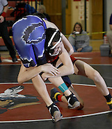 Wrestling 2010 Salamanca Tournament 96 # Division