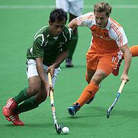 MELBOURNE - Champions Trophy men 2012<br /> Pakistan v Netherlands <br /> foto: Shafgat Rasool.<br /> FFU PRESS AGENCY COPYRIGHT FRANK UIJLENBROEK