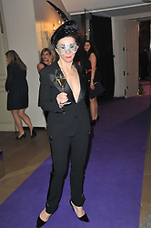 Victoria Fernandez at The Surrealist Ball in aid of the NSPCC in association with Harpers Bazaar magazine held at the Banqueting House, Whitehall, London on 17th March 2011.