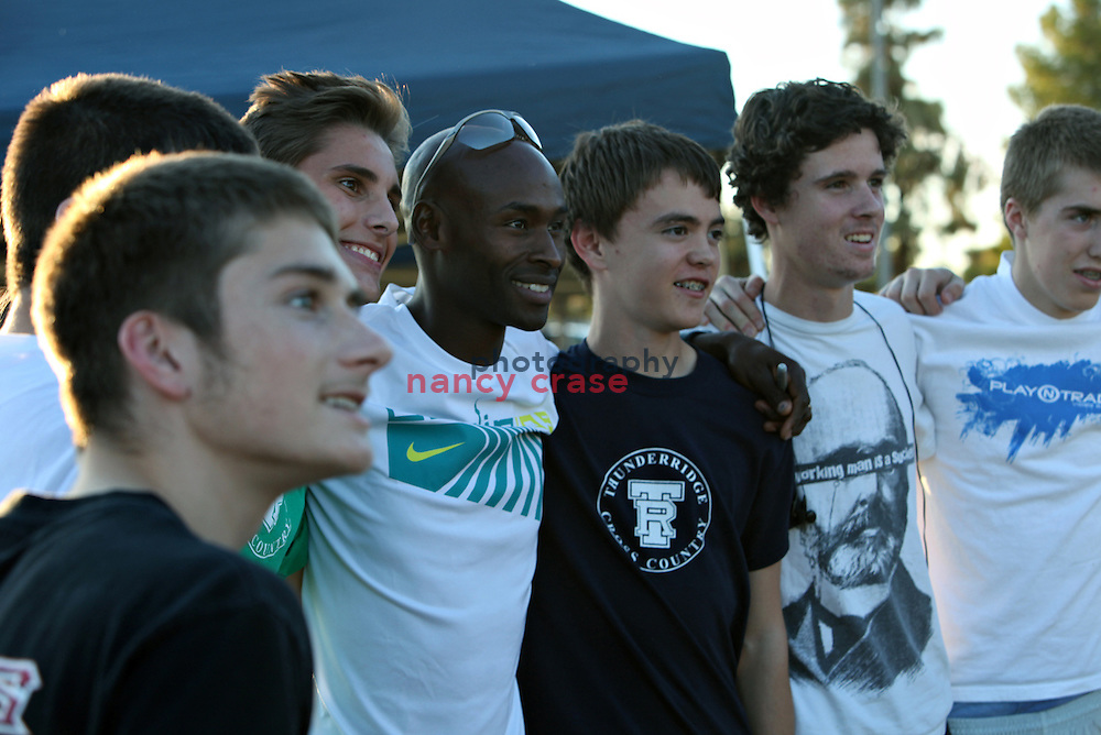 Nike NXN Southwest Region Championships at Kiwanis Park in Tempe, AZ, on November 21, 2009.