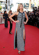 KARLIE KLOSS - 68th CANNES FILM FESTIVAL - RED CARPET ' YOUTH '<br /> ©Exclusivepix Media