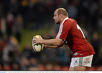 11 June 2013; Rory Best, British & Irish Lions. British & Irish Lions Tour 2013, Combined Country v British & Irish Lions, Hunter Stadium, Newcastle, NSW, Australia. Picture credit: Stephen McCarthy / SPORTSFILE
