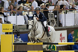 Allen Bertram, (IRL), Molly Malone V<br /> Credit Suisse Grand Prix<br /> CHI de Genève 2016<br /> © Hippo Foto - Dirk Caremans<br /> 08/12/2016