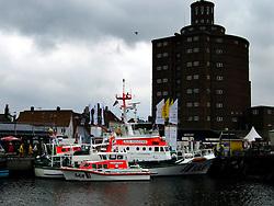 GERMANY SCHLESWIG-HOLSTEIN ECKERNFOERDE 21MAY06 - Port of Eckernfoerde....jre/Photo by Jiri Rezac....© Jiri Rezac 2006