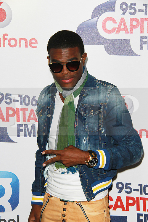 © London News Pictures. OMI, Capital FM Summertime Ball, Wembley Stadium, London UK, 06 June 2015, Photo by Brett D. Cove /LNP