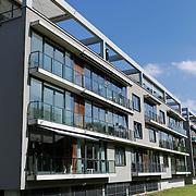 NLD/Hilversum/20120514 - Nieuwe woning voor Ilse de Lange in Hilversum,